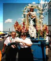 St. Rosalia Church Festival - Utica, NY